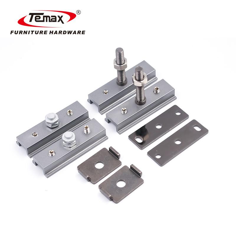 TEMAX furniture hardware soft close linkage door system