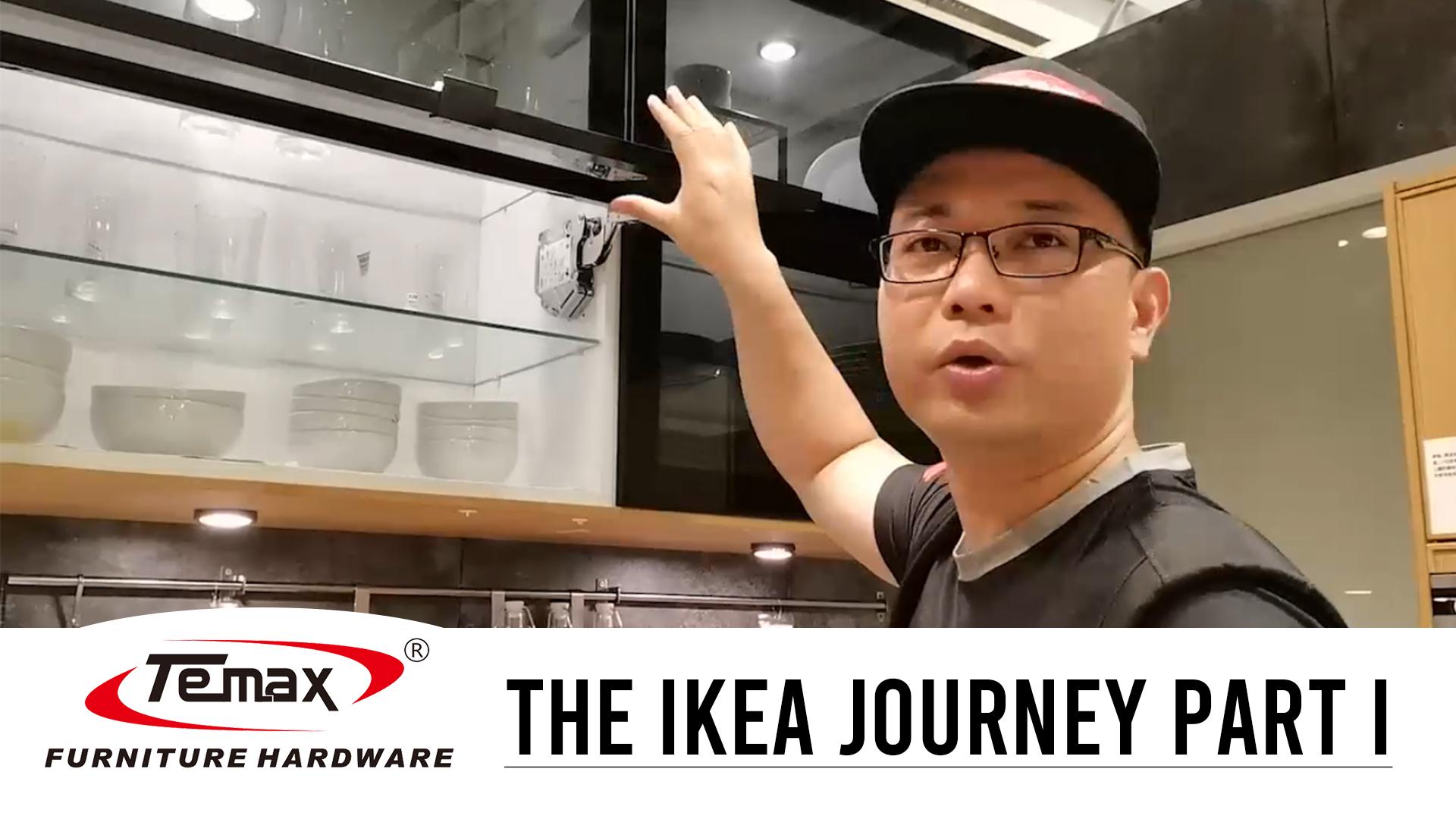 The IKEA Journey Part I Furniture Hardware Exploration TEMAX HARDWARE